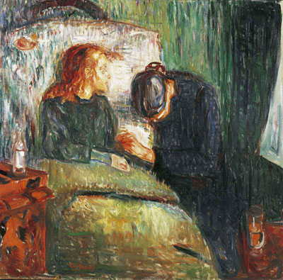 an introduction to the life and artwork by eduard munch One of the most famous paintings in the world, edvard munch's iconic the scream, has haunted art enthusiasts and the general public for more than a century now, the weird, wavy clouds at the .