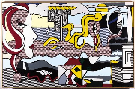 Artes do a 39 uwe obras de roy lichtenstein - Pop art roy lichtenstein obras ...