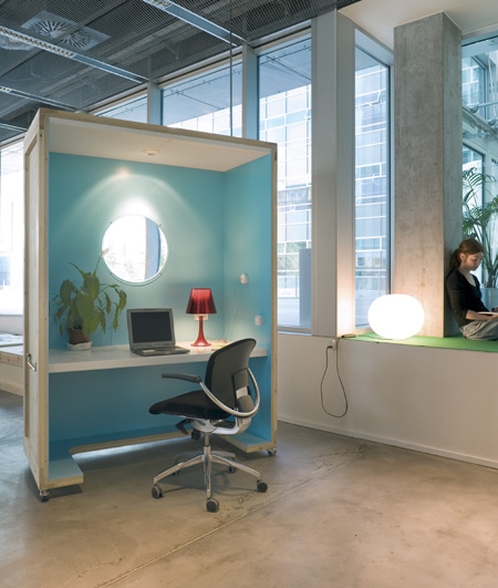 15 Inspiring Office Cubicles Design Juices
